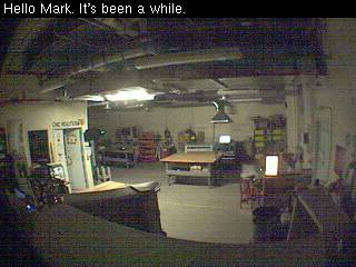 Lab webcam